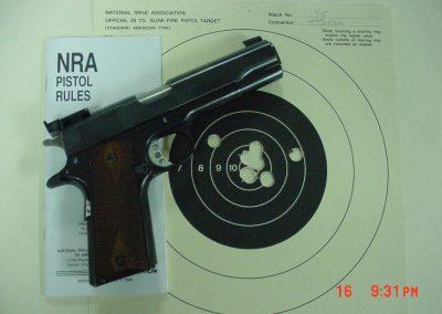 pistoltarget